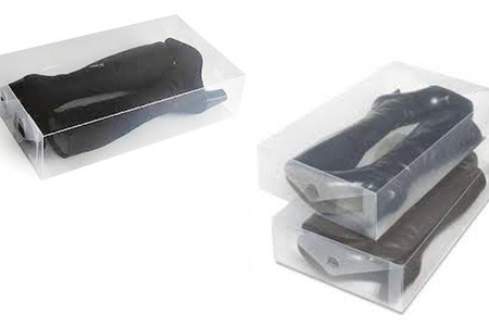 Hard Plastic Boot Boxes for R140 Including Delivery (18% Off)