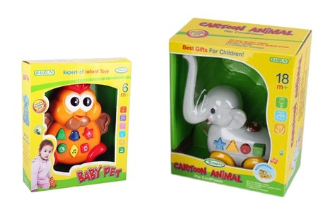 Bairun Toys for Toddlers for R176 Including Delivery (50% Off)