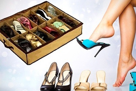Shoe Cupboard Organiser From R169 Including Delivery (Up to 63% Off)