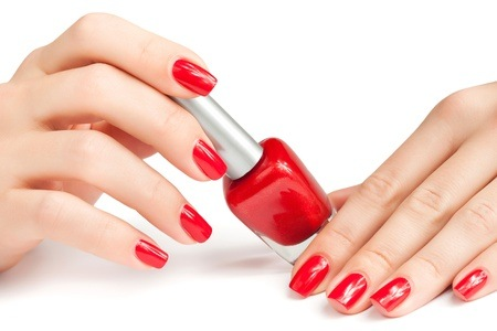 Spa Manicure and Pedicure with Gel Overylays at Kei Kei's Hair and Beauty
