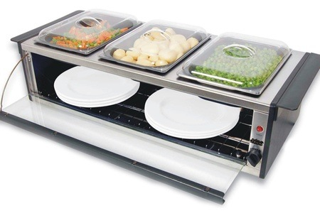 Prima One & Only Buffet Server for R999 Including Delivery (38% Off)