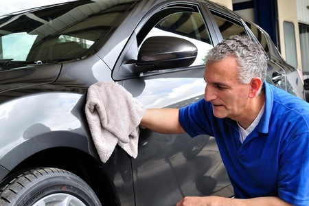 Buff, Polish and Scratch Removal at Dents 'N All