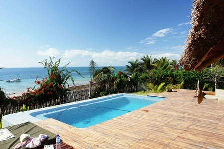 Mozambique: Five-Night Self-Catering Stay For Up To Eight People in a Villa at Ebony Beach