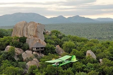 Mpumalanga: Stay for Two Including Breakfast and Dinner at Kwa Madwala Private Game Reserve