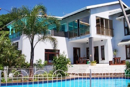 KZN South Coast: Accommodation with a Guided Kayak Tour for Two at Umkomaas Guest House