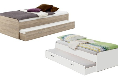 Pedro Single Bed with Pull-Out Guest Bed for R1 999 Including Delivery (44% Off)