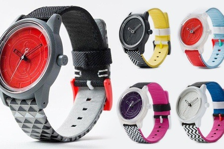Solar Powered Q&Q Watches for R359.99 Including Delivery (28% Off)