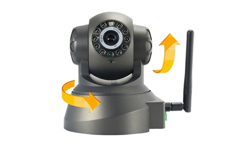 IP Wireless Home Security Camera for R899 Including Delivery (53% Off)
