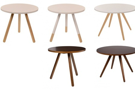 Crosby End and Coffee Tables for R479.99 Including Delivery (Up To 46% Off)