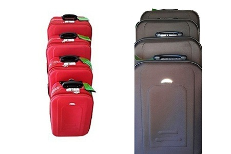 Polycarbonate Travel Cases for R1 149 Including Delivery (40% Off)