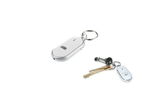 Whistle Key Finder from R109 Including Delivery (Up to 50% Off)