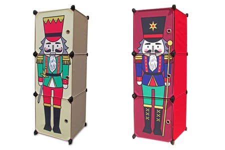 Three Grid Kids Cartoon Cabinet for R349.99 Including Delivery (56% Off)