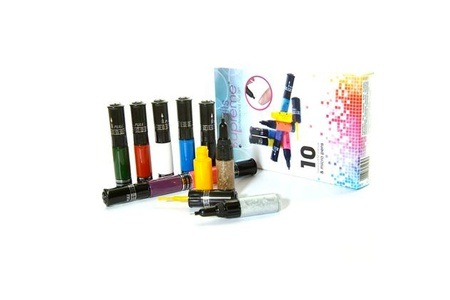 DIY Nail Kit from R319 Including Delivery (Up to 43% Off)