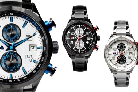 Fila Men's Chronograph Watches from R1 424.93 Including Delivery (32% Off)
