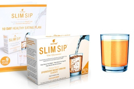 Supply of Slim Sip from R289.99 Including Delivery (Up To 22% Off)
