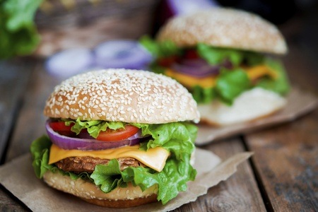 Burger Meal and Apple Pie From R103 at Good Thyme Nursery and Deli (Up To 55% Off)