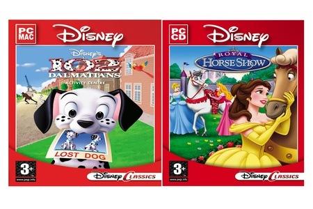 Nine CD Disney Classics Games Bundle for R209 Including Delivery (37% Off)