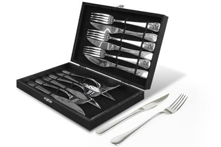 Steak Knife and Fork Set for R239.99 Including Delivery (20% Off)
