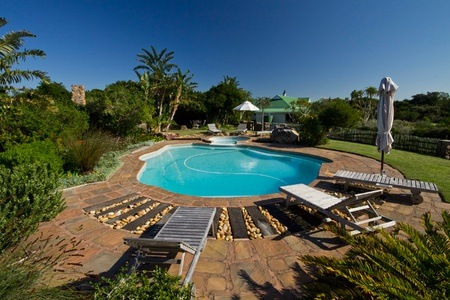 St Francis Bay: Accommodation For Two, Including Breakfast and Spa Vouchers at Dune Ridge Country House