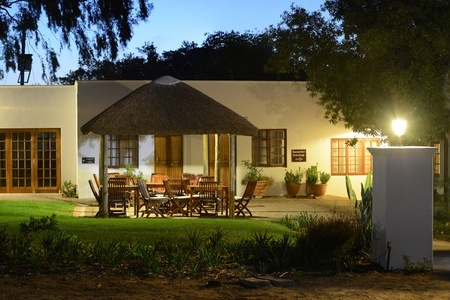 Helderberg: Accommodation For Two, Including Breakfast at Rosenview Guest House
