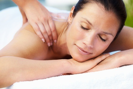 Massage with a Manicure or Pedicure and a Beverage from R85 at The Stylist (Up to 60% Off)