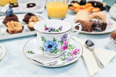 High Tea From R99 at Lemon Grove Coffee Garden and Kiddies Playground (Up To 55% Off)