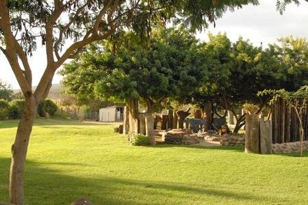 Western Cape: Accommodation at Sandveld Dorpshuys