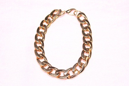 Men's or Ladies Gold Plated Chain Arm Bracelet For R150 Including Delivery (25% Off)