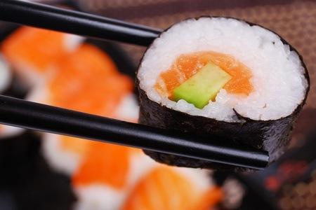 12-Piece Sushi Platter From R56 at Sakura Sushi (Up to 52%Off)