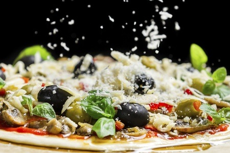 Two Thin Crisp Focaccia and Orange Juice For Two People For R150 at Simply Italian @ The Biscuit Mill (50% Off)