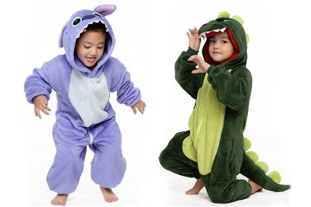 Kigurumi Onesies From R325 at Cape Warehouse (50% Off)