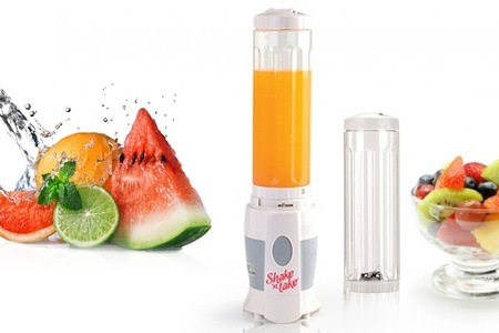 Shake 'N Take Handheld Smoothie Maker From R277.20 Including Delivery (Up To 51% Off)