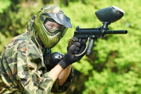 Paintball Game From R480 at Bush Paintball (Up To 60% Off)
