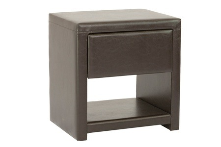 Brown PU Leather Pedestal for R995 Including Delivery (33% Off)