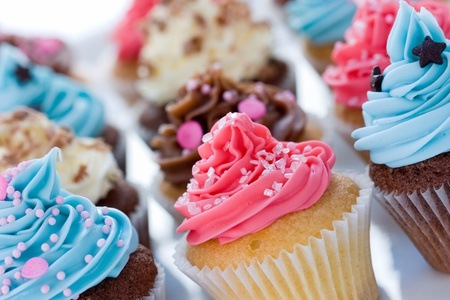 Cupcakes from The Cookie Jar