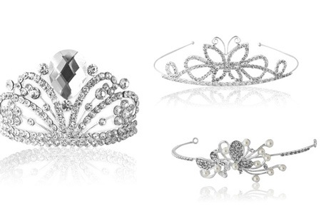 High Quality Tiaras For R265.49 Including Delivery (24% Off)