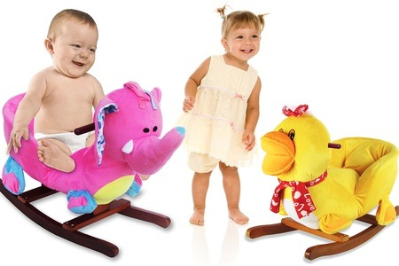 Choice of Rocking Animals For R499 Including Delivery (44% Off)