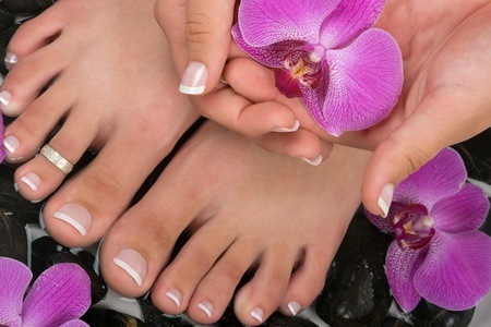 Paraffin Pedicure and Manicure From R99 at Classique Hair and Beauty (Up To 55% Off)