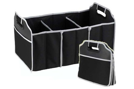 Two Adjustable Car Boot Organisers For R225 Including Delivery (59% Off)
