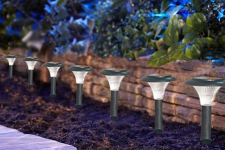 Solar Spot and Garden Lights from R199.99 Including Delivery (Up To 50% Off)