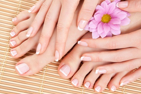 Deluxe Manicure and Pedicure From R60 at Ladyo's Nails and Beauty (Up To 60% Off)