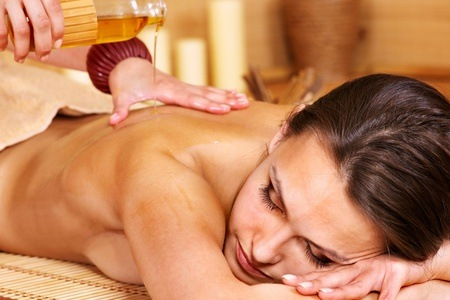 Aromatherapy Massage with Manicure and Pedicure from R100 at Divine Health and Beauty Massage Room (Up to 67% Off)