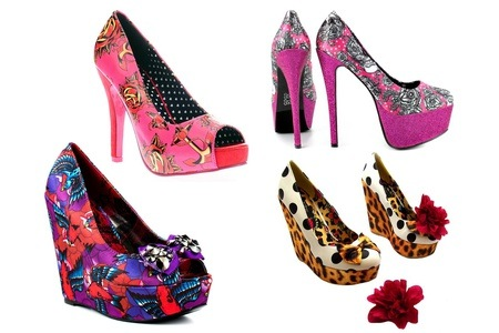 Iron Fist High Heels For R374.88 Including Delivery (Up To 42% Off)