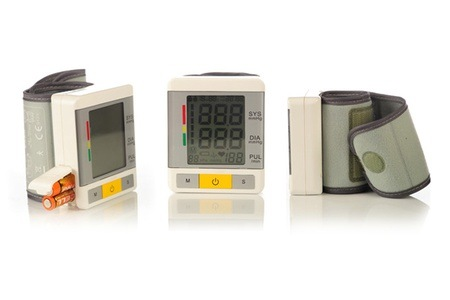 Digital Wrist Blood Pressure Monitors From R399 Including Delivery (Up To 53% Off)