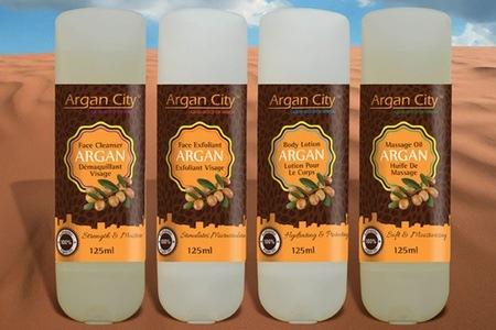 Complete Argan Skincare Range For R329 Including Delivery (34% Off)