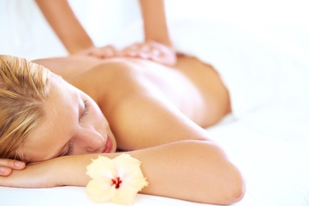 Massages, Manicure and Pedicure From R175 at Purity Beauty Salon (Up To 60% Off)