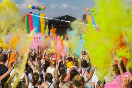 Tickets To The Holi Festival Of Colour From R127 at Bidvest Wanderers Cricket Stadium (50% Off)
