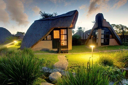 Swaziland: Stay For Two, Including Breakfast at Hawane Resort