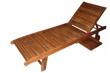 Four Position Solid Wood Sun Lounger For R1 395 Including Delivery (61% Off)