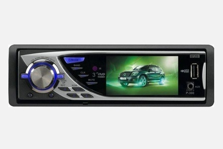 Three-Inch TFT Car CD / DVD / MP3 Player For R999 Including Delivery (41% Off)